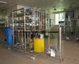 Equipamento puro do tratamento da água do RO que bebe para a água boa subterrânea