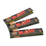 Оптовая торговля черным 110 мм документ в формате Raw Raw курения рабочий документ для прикуривателя
