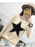 Kurzes Hülsen-Eis-Silk strickendes T-Shirt Sun schützen Kleidung mit langer Hülse