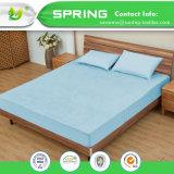 Cubierta de colchón reservada suave respirable impermeable del mismo tamaño del protector el 100% del colchón