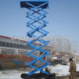 Shandong Tavol Genie table élévatrice à ciseaux électrique mobile