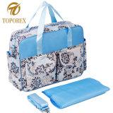 Piscina em estilo europeu de bolsas de Maternidade Mamãe moderno saco de fraldas para bebé