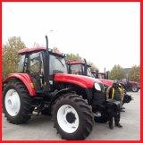 100HP de gereden Tractor van de Landbouw Yto (yto-X1004)