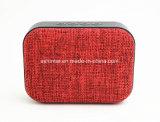 Paño de la tarjeta del TF altavoz Bluetooth USB Radio FM en la línea de tela Mini altavoz inalámbrico