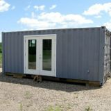 De Standaard20FT Oma van Australië Vlak, voor Bureau/Mobiele Beweegbare Huizen