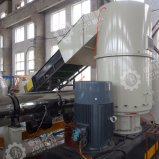 Haute efficacité 500 kg/h PP Sac tissé le recyclage de l'extrudeuse Machine bouletage