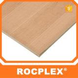 Hoja comercial de la madera contrachapada, madera contrachapada de la madera dura, madera contrachapada del color