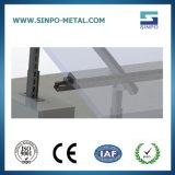 편평한 지붕 설치를 위한 직류 전기를 통한 강철 태양 부류