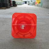 Banda Reflexiva de Alta Intensão PVC 550mm Solid Red Cone de Tráfego