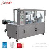 Späteste Technologie-Seifen-Zellophan-Verpackungs-Maschine