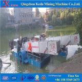 Bateau de récupération de place de fleuve pour le nettoyage d'ordures
