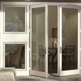 Aluminio estándar australiano Swing de la puerta de Casement