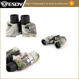 Venta caliente y Popular 8X40 Camo Waterproof Telescopio binocular