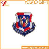 Вышивание машин хлопчатобумажной ткани футболка исправления (YB-e-026)