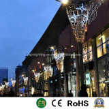 2D Motif LED de luz de la luz de la decoración de la calle
