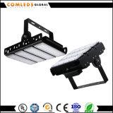 공장 형광 200W/250W 110lm/W 모듈 LED 플러드 빛