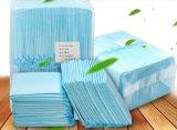 La orina animal PEE Mats Azul Pet absorbibles mala formación Pad para Pet Venta caliente