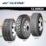 Bus-Reifen, Radialhochleistungs-LKW-Reifen mit PUNKT (12.00R24)