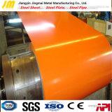 La bobina d'acciaio galvanizzata tuffata calda/laminato a freddo i prezzi d'acciaio/prezzi laminati a freddo PPGI/Gi/PPGL/Gl principale della lamiera di acciaio