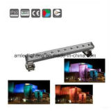 Outdoor 40W à LED RVB 3en1 Projecteur mural