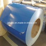 Строительный материал PPGL Цвет листа крыши PPGI SGCC стальной лист с полимерным покрытием RAL5015 цвета стали катушки зажигания