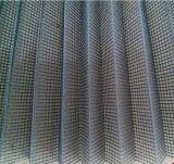 Schermo piegante della finestra della vetroresina, colore grigio o nero piegante dello schermo dell'insetto, di 18X16, di altezza di 2cm, di lunghezza di 30m,