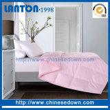 Di 90% dell'oca Comforter bianco del doppio di estate del condizionamento d'aria del Duvet giù