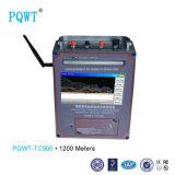 machine van de Detector van het Water van 1200m de Draagbare Diepe Ondergrondse (pqwt-TC900)