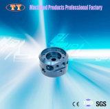 Precisie CNC die de Chassis van de Evaporator van de Sigaret van E, de Steun van het Roestvrij staal machinaal bewerkt