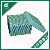 Commercio all'ingrosso impaccante del contenitore di pattino del cartone del documento Handmade di alta qualità