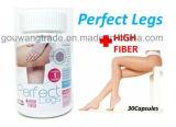 De slanke Perfecte Analyse van Benen van Vet elimineert Perfecte Vorm Cellulite