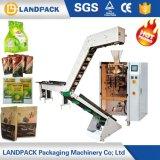 Pequeña empaquetadora automática vertical de la bolsa del té del tabaco
