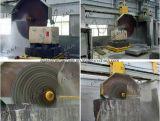 Macchina a coltelli multipli automatica della taglierina del blocchetto del granito per la fabbricazione della lastra