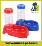 Пэт FDA пластиковые собака вода питьевая расширительного бачка