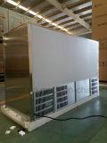 O indicador de vidro da porta do dobro da série do Bb de Elecstar para trás barra refrigerador/cerveja aço mais fresco/inoxidável