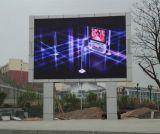 Afficheur LED P8 visuel extérieur annonçant le mur d'écran