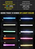 22inch 32inch 42inch 52inch RGB 3W를 가진 다중 색깔 LED 표시등 막대 Xbd 각 칩