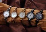 Reloj caliente del acero inoxidable del ODM del OEM del reloj de la venta (WY-022B)