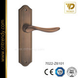 Tür-Befestigungsteil-Sicherheitsstahlpanel Griff für vorderen Eintrag (7011-Z6011)
