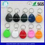 IDENTIFICATION RF sans contact Keyfob de 13.56MHz Mf 1k S50