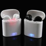 Dubbele I7s Draadloze Oortelefoon Bluetooth met het Laden van Dok