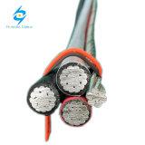 600 вольт ABC изолированный провод на поддержку комплект антенны кабель