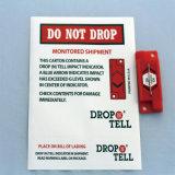 Dikte 5mm Daling N van de rode Kleur vertelt Etiketten
