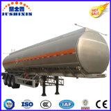 Di alluminio della lega del combustibile/petrolio greggio dell'autocisterna rimorchio semi