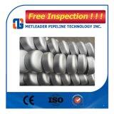 Protezione del tubo saldata estremità dell'acciaio inossidabile di alta qualità