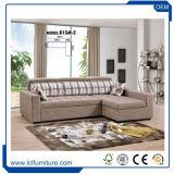 Base de sofá plegable del Futon de la tela moderna del durmiente