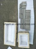 Buena calidad de renio Tungsten W-Re24-30% varillas y diámetro del cable8mm