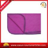 熱い販売動物によって印刷されるミンク毛布