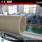 Der UPVC Belüftung-Rohr-Zeilen-/Kurbelgehäuse-Belüftung Extruder Rohr-des Strangpresßling-Line/PVC
