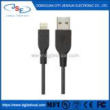 iPhone iPad 1m/2m를 위한 Mfi Lightning USB Data Sync Cable